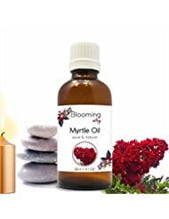 Myrtle Oil (Myrtus Communis) Essential Oil 30 ml or 1.0 Fl Oz by Blooming Alley
