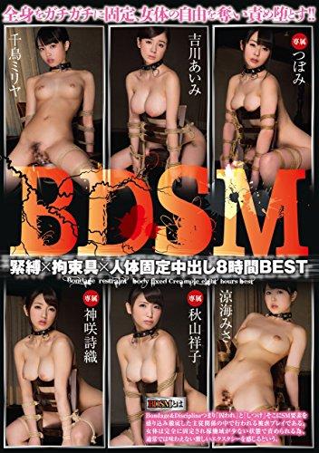 BDSM 緊縛×拘束具×人体固定中出し8時間BEST ムーディーズ [DVD]