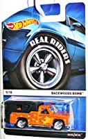 HOT WHEELS 2015 REAL RIDERS BACKWOODS BOMB HERITAGE SERIES 9/18