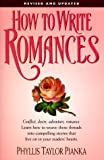 How to Write Romances (Genre Writing)