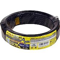 マスプロ電工 家庭用75Ω5Cケーブル 黒色 10m S5CFB10M(BK)-P
