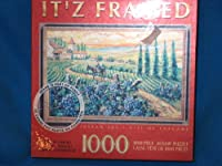 1000 Piece Self Framing Puzzle- Tuscan Sky