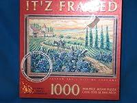 1000 Piece Self Framing Puzzle- Tuscan Sky