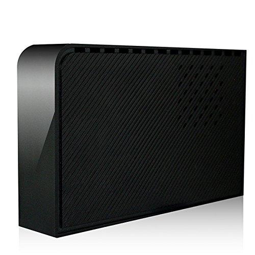 maxzen HDD 外付けハードディスク 500GB テレビ録画 データ保存 USB3.0/2.0 HD-FT050 マクスゼン