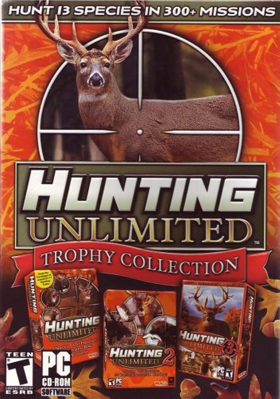 覗くリール火傷Hunting Unlimited: Trophy Collection (輸入版)