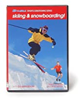 Bosu Sports Conditioning Series Skiing & Snowboarding DVD with Douglas Brooks [並行輸入品]
