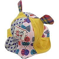 【春物】 CHILD CHAMP(チャイルド チャンプ) SZ天竺チューリップベビー帽子 44cm /Y NO.C-86161962