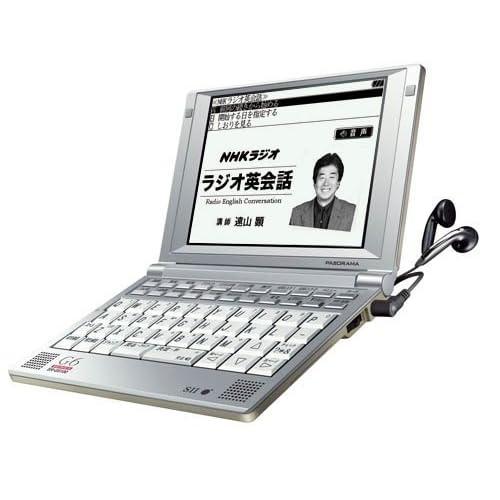 セイコーインスツル 電子辞書G6シリーズ SR-G6100NH2