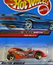 Mad Maniax Series 4 Twin Mill 2 2000-20 Collectible Collector Car Mattel Hot Wheels 1:64 Scale