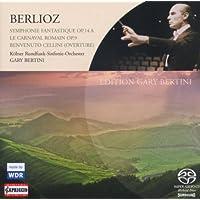 ベルリオーズ:幻想交響曲/序曲「ローマの謝肉祭」/ベンヴェヌート・チェッリーニ - 序曲