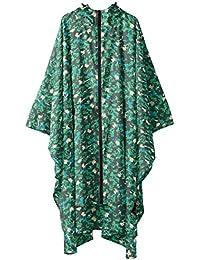 ワールドパーティー(Wpc.) キウ(KiU) レインポンチョ 全25色 クサムラグリーン フリー K29-057