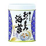 山本海苔店 味つけ海苔 おつまみ海苔  ( うに ) 1缶 20g 九州有明海産 国産 のり 海苔 ギフト 内祝 仏事 家庭