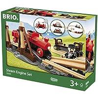 Brio Steam Engine Set [並行輸入品]