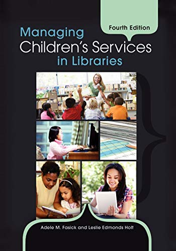 Download Managing Children's Services in Libraries 1610691008