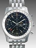 [ブライトリング] BREITLING 腕時計 ナビタイマーワールド A242B26NP メンズ 新品 [並行輸入品]