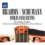 ブラームス:ヴァイオリン協奏曲 ニ長調/R.シューマン:ヴァイオリン協奏曲 ニ短調