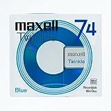 マクセル TWINKLE 74分 TMD74BLK