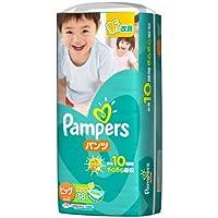 パンパース フィットパンツ スーパージャンボ ビッグ 36枚 ×10個セット