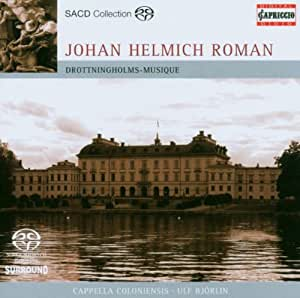 Roman: Drottingholm Music