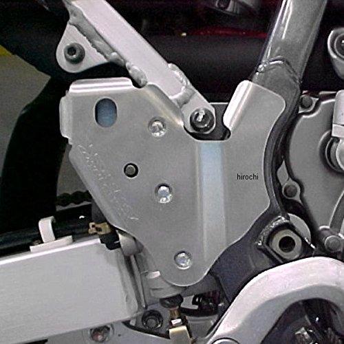 ワークスコネクション Works Connection フレームガード 00年-11年 DR-Z400、KLX400 アルミ 15-380