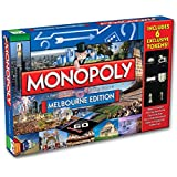 Melbourne Monopoly Board Game