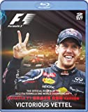 2012 FIA F1世界選手権総集編 完全日本語版 BD版 [Blu-ray]