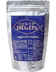 【スピルリナ?DHA&EPA】1200粒×200mg(約30日分)