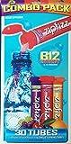 Zipfizz 健康的エネルギーミックスドリンクパウダーバラエティパック 30杯分 並行輸入品 [並行輸入品]