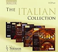 Italian Collection by The Sixteen (2012-05-03)