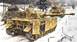 サイバーホビー 1/35 WW.II ドイツ軍 IV号戦車J型 中期型 CH6556
