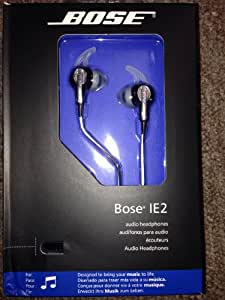 Bose IE2 audio headphones