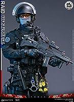 1/6 兵士 素体セットRAID IN PARIS 反テロコマンドー 軍事ファン 武器付き コスプレ アクションフィギュア 78061#