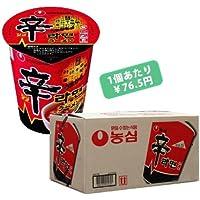 農心 辛ラーメンカップ(小) 65g ×30