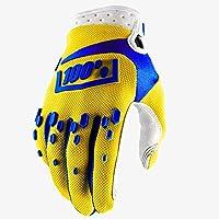 スポーツアウトドアスポーツグローブフィットネスライディンググローブ冬長い指の屋外スポーツの機器を暖かく保つために (Color : 黄, サイズ : XL)
