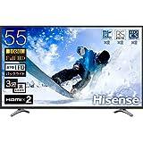 ハイセンス Hisense 55V型 液晶 テレビ 55K30 フルハイビジョン 外付けHDD裏番組録画対応 メーカー3年保証