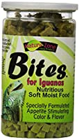 Nature Zone SNZ54631 Iguana Bites Soft Moist Food, 9-Ounce by Nature Zone