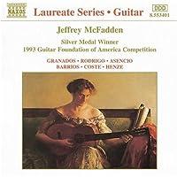 ギターリサイタル:ジェフリー・マクファデン