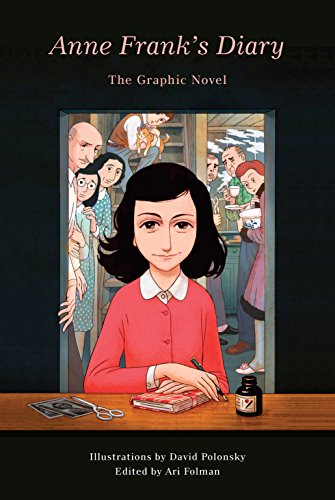 Anne Frank's Diary: The Graphic Novel (Pantheon Graphic Novels)