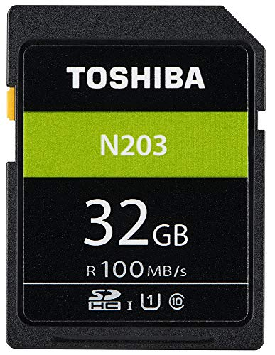 Toshiba SDHC カード 32G...
