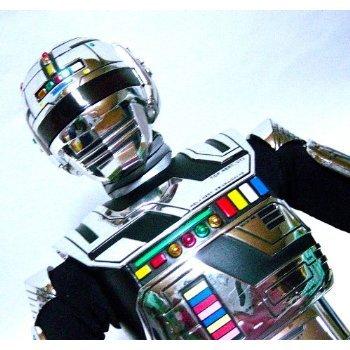 メディコムトイ RAH DX リアルアクションヒーローズ No.578 宇宙刑事 ギャバン