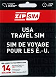 READY SIM トリプルカットで全SIMサイズ(標準・マイクロ・ナノ)に対応 アメリカ本土、ハワイ、プエルトリコで利用可能(通話+SMS+データ通信1GB、14日間)