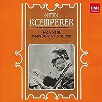 フランク:交響曲二短調 by クレンペラー(オットー)