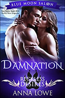 Damnation (Blue Moon Saloon Book 1) by [Lowe, Anna]