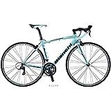 ビアンキ(BIANCHI) CYCLE 2016 VIA NIRONE-7 PRO (SORA 2x9s) ロードバイク チェレステ 50