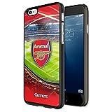 Arsenal FC アーセナル 公式 オフィシャルグッズ iPhone7 (4.7インチ)対応 3Dハードケース 【液晶保護ガラスフィルム付】