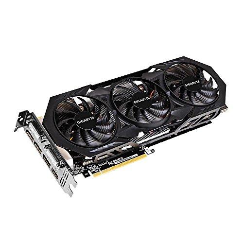GIGABYTE ビデオカード Geforce GTX970搭載 オーバークロックモデル GV-N970WF3OC-4GD -
