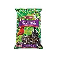 Kayteeナット&フルーツWild Bird Food Cherries、ピーナッツ、レーズン、ベニバナ、ストライプ、ストライプ、ひまわり、Sunfl