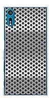 docomo エクスペリアXZ SO-01J クリアケース 596 タレパンボード 素材クリア【ノーブランド品】