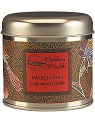 WAX LYRICAL Hidden World 缶入りキャンドル バティッククダス CNHW0102