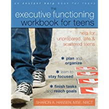 Executive Functioning Workbook for Teens